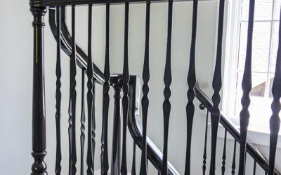 ferforje merdiven 18