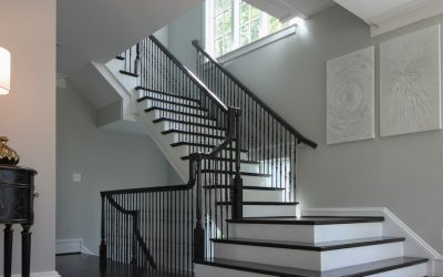ferforje merdiven 19